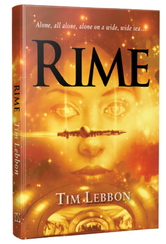 Rime [hardcover] by Tim Lebbon